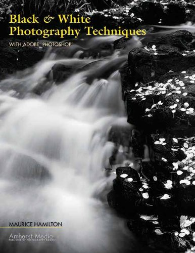 Black & White Photography Techniques: With Adobe Photoshop