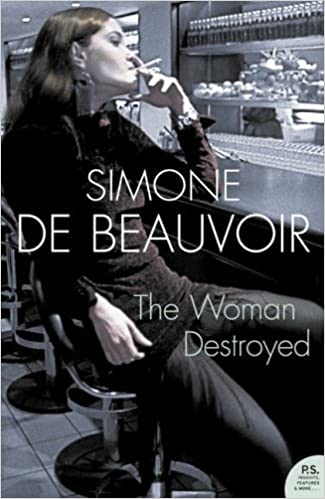 Book The Woman Destroyed (Harper Perennial Modern Classics) by Simone de Beauvoir (16-Jan-2006)