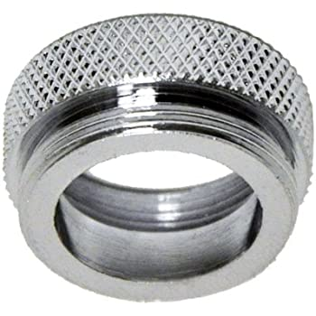 "Female To Male Aerator Adapter - Female 3/4"" - 27 X Male"