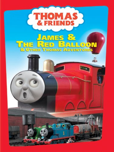 Balloon Film Red (Thomas & Friends: James And The Red Balloon)