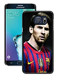 Unique Samsung Galaxy Note 5 Edge Case ,Fashionable And Popular Designed Case With Soccer Player Lionel Messi 15 Black Samsung Galaxy Note 5 Edge Cover Case Good Quality Phone Case