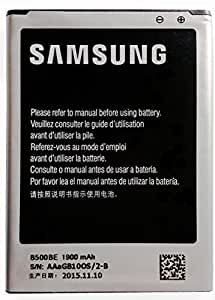 Samsung B500BE/B500BU/B500AE - Batería original para Galaxy S4 Mini