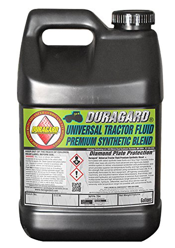 Price comparison product image Duragard Synthetic Blend Universal Hydraulic Tractor Fluid - 2.5 Gallon Jug