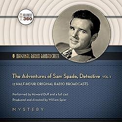 The Adventures of Sam Spade, Detective, Vol. 1