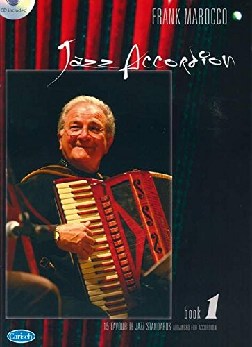 (Marocco Frank Jazz Accordion Vol 1 Bk/Cd Acdn)