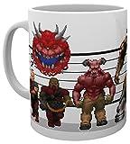 10oz Doom Classic Enemies Mug