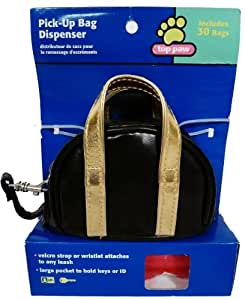 Amazon.com : Top Paw Dog Pick-up Bag Dispenser with 30
