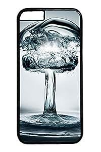 3D Visual Design Custom iphone 6 plus Case Cover Polycarbonate black
