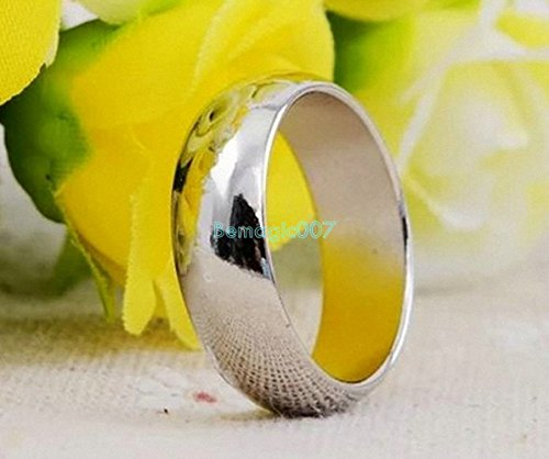 Magic Accessories G2 Silver Wizard PK Ring Magnetic Ring (Available at 18,19,20mm)
