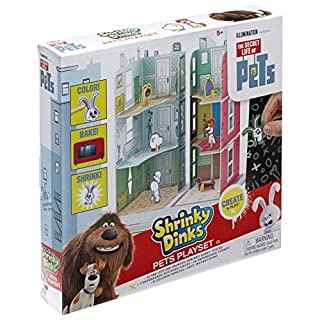 The Secret Life of Pets Shrinky Dinks Playset