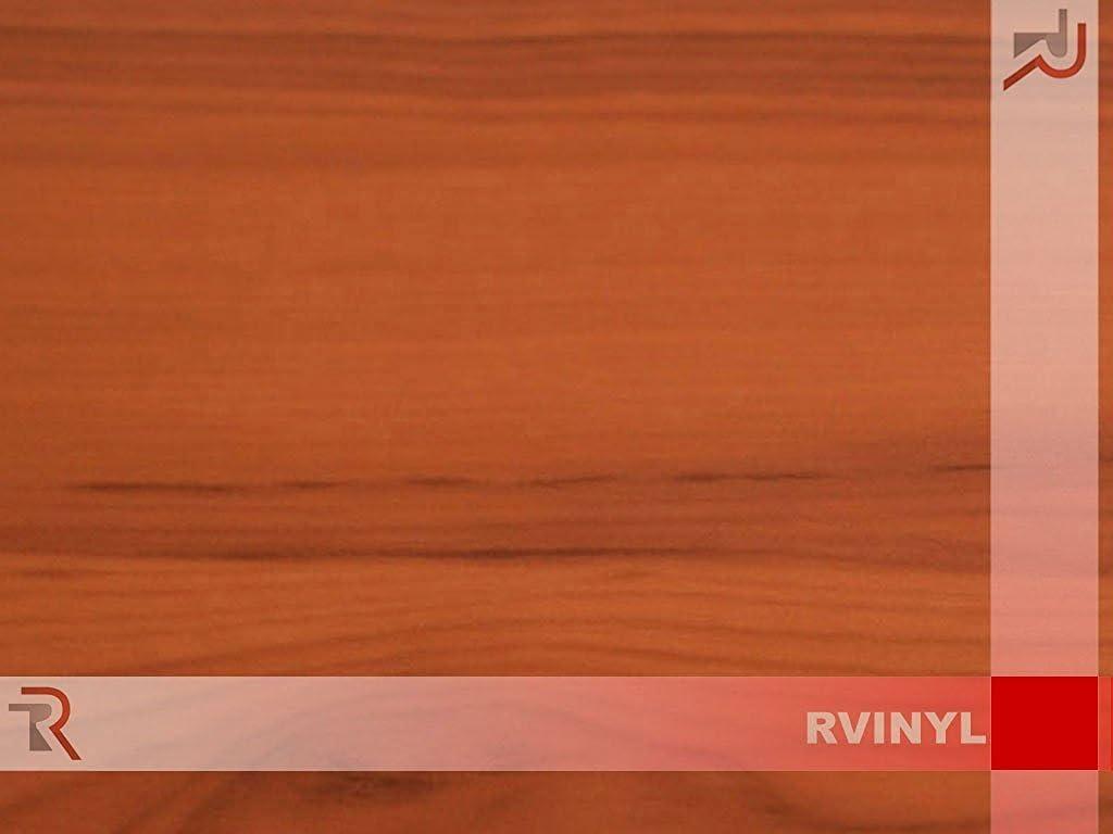 Rvinyl Rdash Dash Kit Decal Trim for Cadillac CTS 2008-2013 Walnut Wood Grain