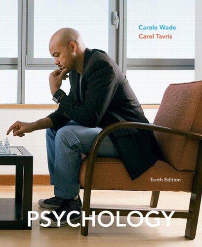 Psychology (10th Edition)