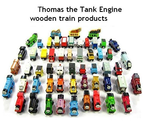 10pcs/set Thomas & Friends Diecast Wooden Trains & Cars Toys (Loose)