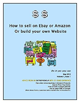 6d409720b9a Amazon.com  How to sell on Ebay   Amazon or Publish Your Own Website ...