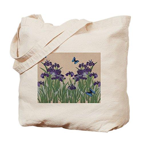Borsa Farfalle Cafepress amp; Iris Motivo borsa Giapponese Z77wqHB