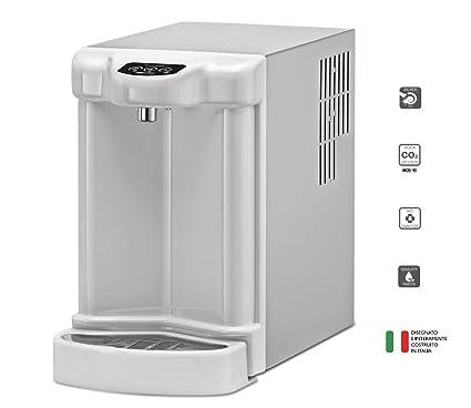 fg-sp-001 máquina dispensador agua fría y ambiente enfriador compacta para casa oficina