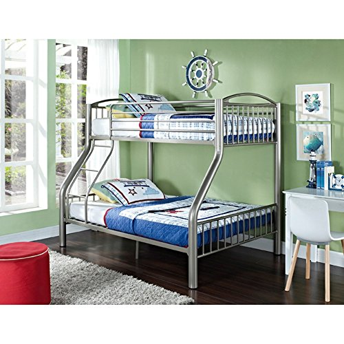 Powell® Abigail Twin over Full Bunk Bed
