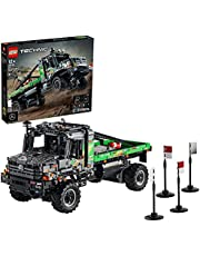 LEGO Technic 42129 4x4 Mercedes-Benz Zetros Trial Truck (2110 Pieces)