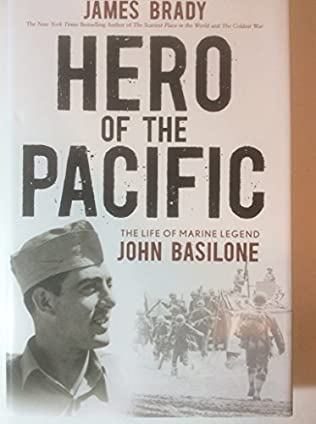 book cover of Hero of the Pacific