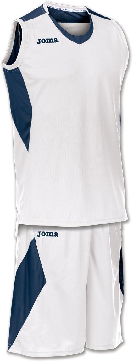 Joma Set Space Basket White//Navy Gr/ö/ße XXXL