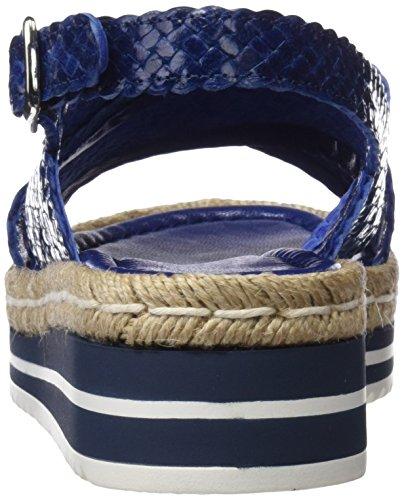 Pons Quintana Damen 6803.000 Slingback Sandalen Blue (332 Elektrisch)