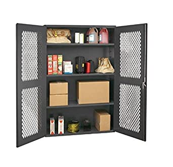 Durham Mfg Cabinets See Through Cabinets With Expanded Metal