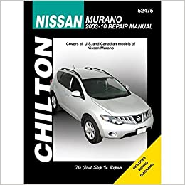 nissan murano 2003 manual español