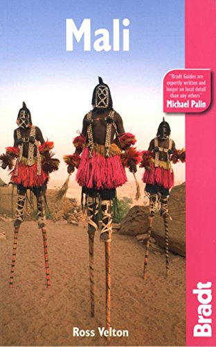 Mali, 3rd (Bradt Travel Guide)