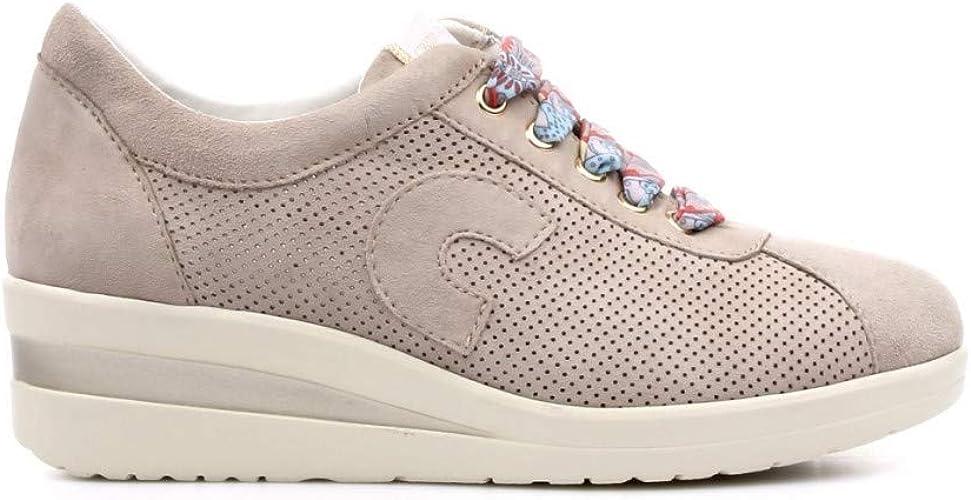 CINZIA SOFT IV5757 A 010 Sneaker Beige35: Amazon.it: Scarpe