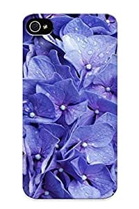 Fashion Flowers Nature Plant Beautiful Plant Green Red Yellow Pink Blue Case Cover Design For Apple Iphone 4/4S Case Cover
