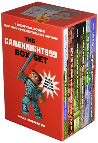 Price comparison product image The Gameknight999 Box Set: Six Unofficial Minecrafter's Adventures!