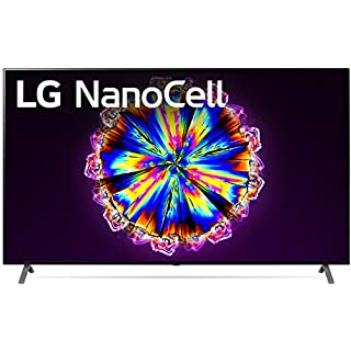 "LG 75NANO90UNA Alexa Built-In NanoCell 90 Series 75"" 4K Smart UHD NanoCell TV (2020)"