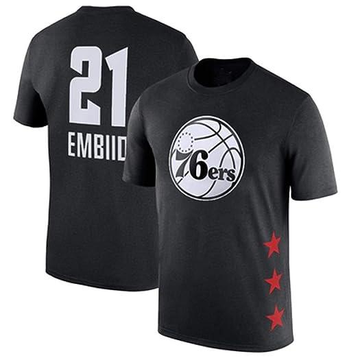 LHKJB Camiseta de Manga Corta para niño de Baloncesto Thompson ...