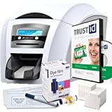 Magicard Enduro3e Dual Sided ID Card Printer & Supplies Package -Official Bundle