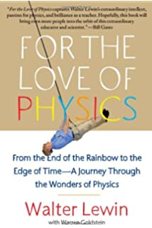 For The Love of Physics price comparison at Flipkart, Amazon, Crossword, Uread, Bookadda, Landmark, Homeshop18