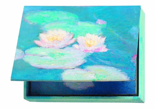 Metropolitan Museum of Art Boxed Note Cards, Monet Water Lilies (MN210)