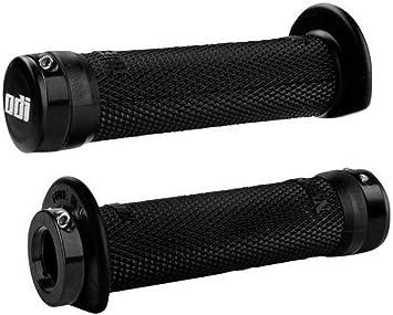 Black 115mm D20RFB ODI Ruffian Lock-On Grips