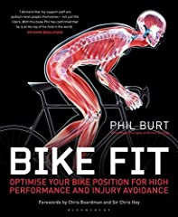 This practical guide, written by a leading BIKE FIT expert, takes you step-by-step through the BIKE FIT process – to ensure you maximise your cycling potential.  Do you suffer from lower back pain after a long weekend ride? Do your sho...