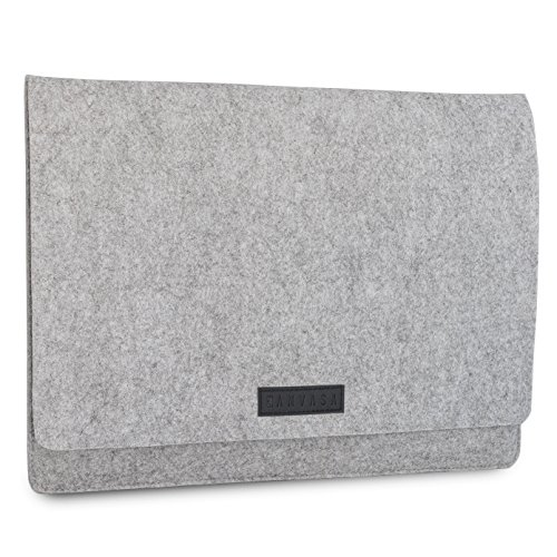 "KANVASA Felt Laptop Sleeve 11-11.6"" & 12 Inch for MacBook..."