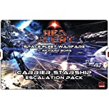 Red Alert: Carrier Starship Escalation Pack Plastic Soldier