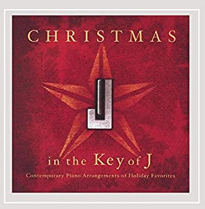 Audio CD Christmas in the Key of J Book