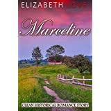 ROMANCE: Marceline (Clean Sweet Pioneer Regency Western Romance) (Historical Mail Order Bride Inspirational Short Stories)