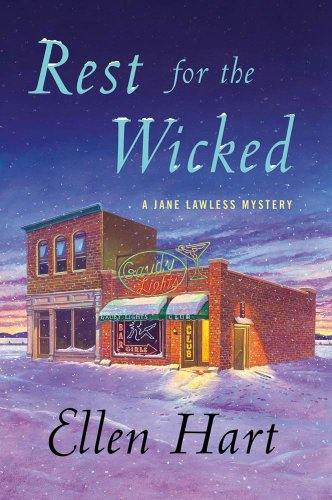 Rest for the Wicked: A Jane Lawless Mystery (Jane Lawless Mysteries Series Book 20)