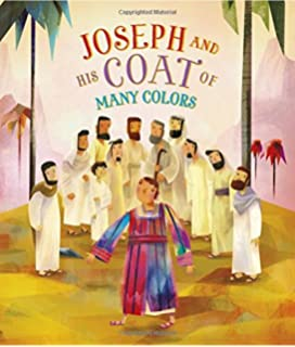joseph and his coat of many colors - Coat Of Many Colors Book
