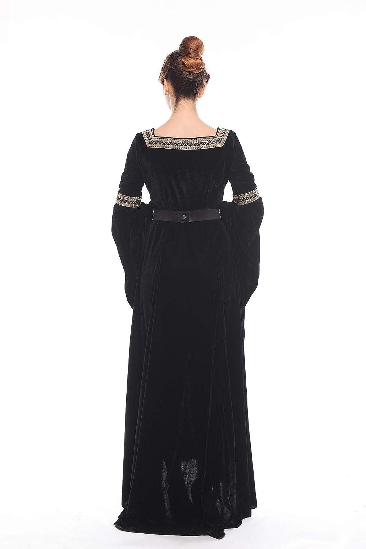 Amazon.com: Vestido de disfraces para mujer, estilo ...