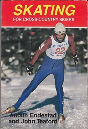 Book Skating for Cross-Country Skiers by Audun Endestad (1987-01-01)