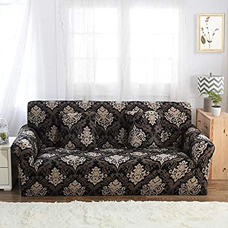 New Sofa Mat Anti-Slip Couch Pad Cover Floral Slipcover Protector Home Decor 1PC