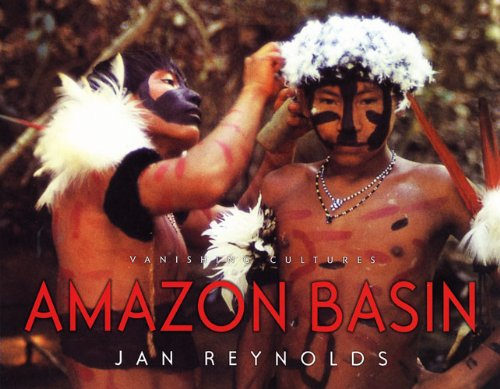 Amazon Basin (Vanishing Cultures) by Brand: Lee Low Books