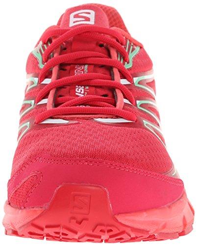 Red Sense Pied Chaussure Salomon à Course Link Women's De x8daAU