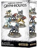 Games Workshop Warhammer Stormcast Eternals Gryph-hounds